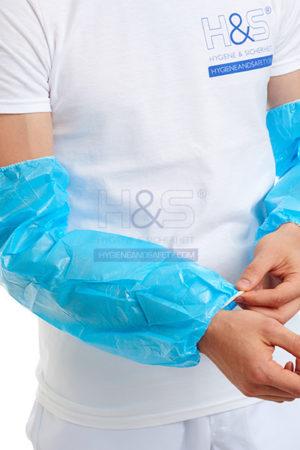 Hygiene und Sicherheit PP+PE Ärmelschoner